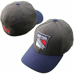 Zephyr New York Rangers Meltdown Z-Fit Hat