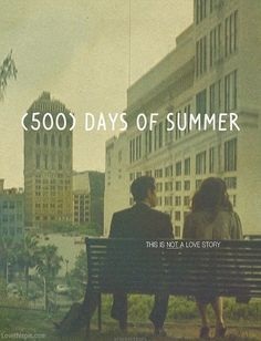 500 days of summer poster movie