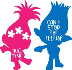 Trolls FREEBIE! SVG File http://www.facebook.com/groups/alexajamesco