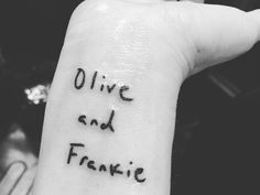 Drew Barrymore's new tattoo is a sweet tribute to her daughters