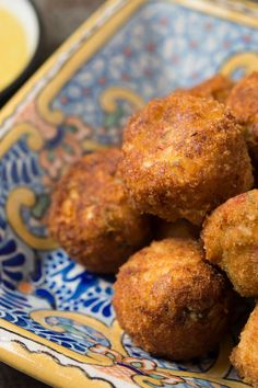 Red Pepper Crab Croquetas With Garlic-Almond Sauce Recipe - NYT Cooking