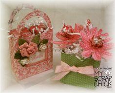 Valentine Treat Box Projects