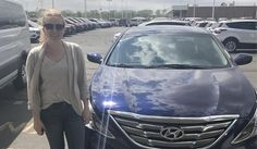 Congratulations and Best Wishes Chelsea on the purchase of your 2013 HYUNDAI SONATA!  We sincerely appreciate your business, Landmark Ford and SEANITA PRATER.