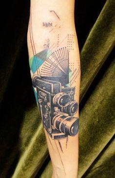 Abstract Tattoo by Xoil Tattoo | Tattoo No. 10546