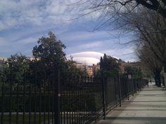 Nubes sobre el triunfo