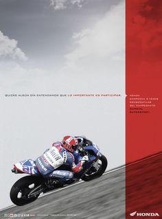 Gráfica Prensa / Honda Motos / Super Sport juannavarro.jnt@gmail.com