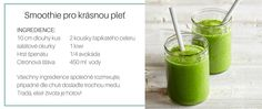 jarni detoxikace pleti smoothie pro krasnou plet