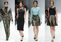 AFF 2013: Raoul Autumn Winter 2013 inspired by legendary artists | herworldPLUS