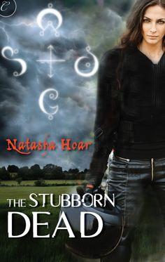 The cover of my Jan 2012 Carina Press release, The Stubborn Dead. Artwork/design by Glo Creative Inc.  #TheStubbornDead