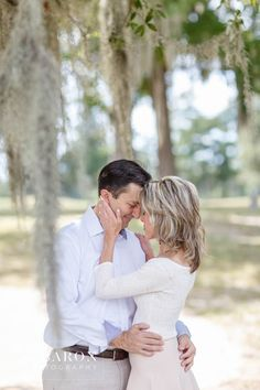 Romantic golf inspired engagement session at Raveneaux Country Club in Houston, Texas.   C. Baron Photography; Engagement session; Golf Cart; Houston Texas; Houston wedding Photographer; Raveneaux Country Club; afternoon; golf course; summer;