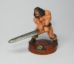 Something in the dungeon: The Barbarian