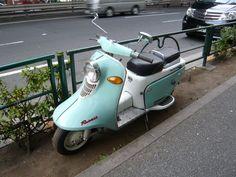 富士重工 ラビットS301B型?・・・ - ワ、ワゴニアを買っちゃいました! - Yahoo!ブログ Native Brand, Motor Scooters, Mini Bike, Design Thinking, Vespa, Vintage Japanese, Subaru, Motorbikes, Cars Motorcycles