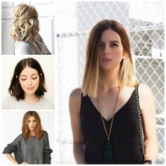 Haarschnitt Für Schulterlanges Haar