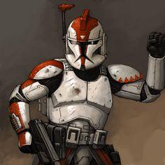 Clone Trooper by FonteArt.deviantart.com on @DeviantArt