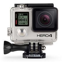 Câmera de vídeo HD GoPro