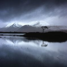 Lochan na h Achla - Scotland - Highlands Photo by Frédéric Lefebvre — National Geographic Your Shot