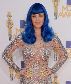 Pin for Later: Katy Perry hat sich ganz schön verändert 2010