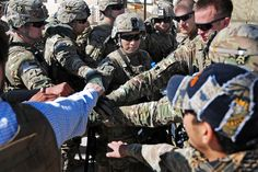 Soldier rally by The U.S. Army, via Flickr