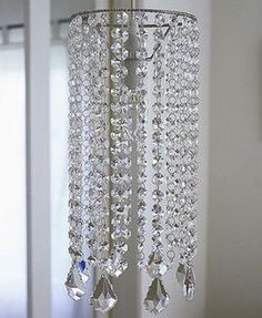 DIY chandelier makeover. Very clever. (Thanks, Nancy!) | DIY ...
