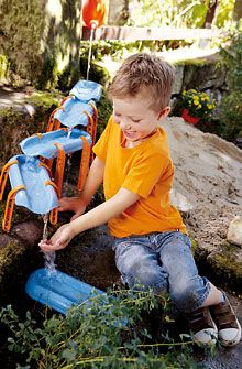 HABA water park outdoor toy