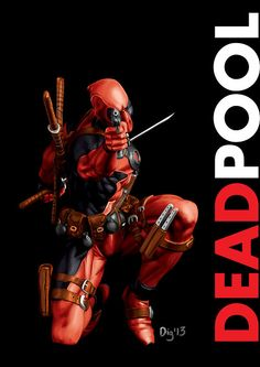 Deadpool by Digraven