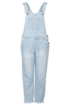 2432a6511edc MOTO Denim Long Leg Dungarees - Rompers and Jumpsuits - Clothing
