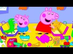 Peppa Pig Movies In English - Movies Animation New 2015 Full Length