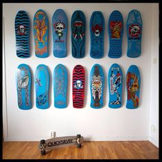 The Blues by Powell Peralta