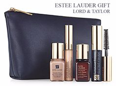 Estee Lauder gift at Lord and Taylor. Yours when you purchase  Estee Lauder Eye Treatment