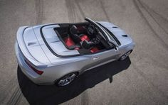 2016 Chevy Camaro convertible revealed, comes with hard tonneau cover that deploys over the folded roof