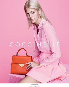 Coccinelle Spring Summer 2015 LookBook
