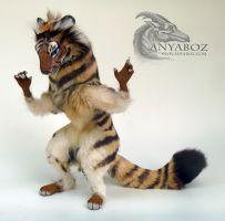Hu Lin the Tiger Room Guardian by AnyaBoz