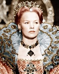 Glenda Jackson perhaps proves herself the greatest of the screen queens in the wonderful BBC series Elizabeth R (1971).