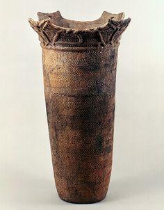 Storage jar [Japan] Middle Jomon period (ca. 2500–1500 B.C.) | Heilbrunn Timeline of Art History | The Metropolitan Museum of Art
