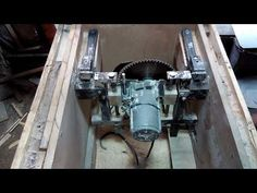 Saw V, Diy Table Saw, Construction Machines, Youtube, Log Projects, Benchtop Lathe, Woodworking Tools, Wood Toys, Tools