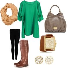 fall/winter outfit    -- can it be fall already, i'm ready for boots