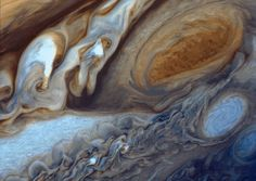 NASAVerified account @NASA  48m48 minutes ago  More   Today, our @NASAJuno craft is flying over Jupiter's Great Red Spot, kicking off a close-up study of the iconic storm https://nasa.tumblr.com/post/162828438059/solar-system-things-to-know-this-week …