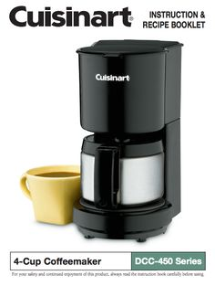 32 best coffeemaker manuals images on pinterest coffee machines rh pinterest com service manual for keurig coffee maker cuisinart keurig coffee maker owner's manual