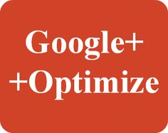 How to Optimize your Google+ Page