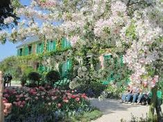 Image result for monet house and garden