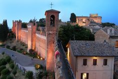 Rocche e Castelli - Gradara, Pesaro Marche Italy