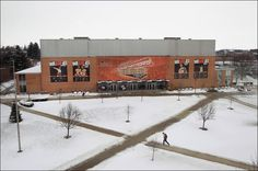 Anderson Arena on the Bowling Green State University ...toledoblade.com