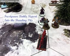 Must Contain Minis: Frostgrave AAR: The Rats in the Wall (Into the Bre...