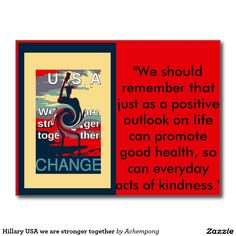 Hillary USA we are stronger together  #Hillary #for #president, election, #pro Hillary Clinton