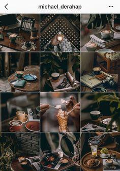 Тёмный аккаунт Инстаграм, темный блог, оформление блога, профиль в одном стиле, красивые фото в Instagram, единая обработка фото | сторис, вечные сторис, закрепленные сториз, актуальное, инстадизайн, шаблоны Инстаграм, иконки, красивый аккаунт, оформление Инстаграм, хайлайтс, блог, единый стиль, мужской блог Best Instagram Feeds, Instagram Feed Layout, Instagram Design, Creative Instagram Stories, Instagram Story Ideas, Food Typography, Photography Challenge, Photoshoot Inspiration, Vsco