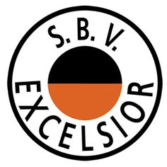 SBV Excelsior of Rotterdam, Holland crest. Fifa, Sparta Rotterdam, Holland, Soccer Match, Soccer Teams, Football Soccer, Football Team Logos, Matches Today, Basketball