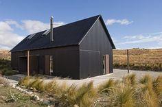 Tekapo Shed by C Nott Architects/ New Zealand