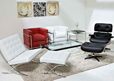149 Best Barcelona Chair Images Living Room Apartment Design