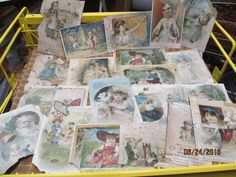 Huge Assortment Lot Vintage Lion Coffee Woolson Spice Co Toledo Ohio Trading Trade Cards by EvenTheKitchenSinkOH on Etsy