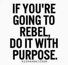 Always live with purpose #hdnaughtylist